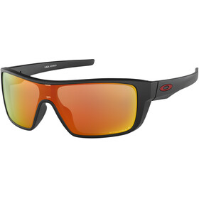 Oakley Straightback Bike Glasses orange/black